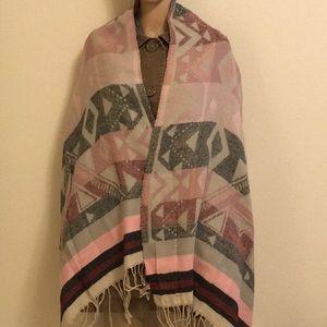 Like new blanket scarf